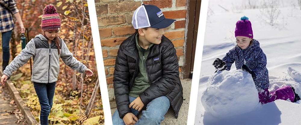 kids fleece jacket, kids lightweight jacket, kids winter jacket