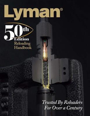 Lyman 50th Reloading Manual