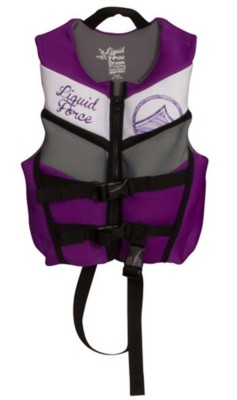 Youth Girls' Liquid Force Children's Dream Life Vest