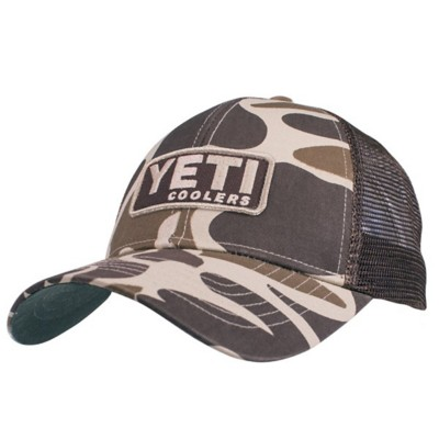 Yeti Custom Camo Hat With Patch' data-lgimg='{