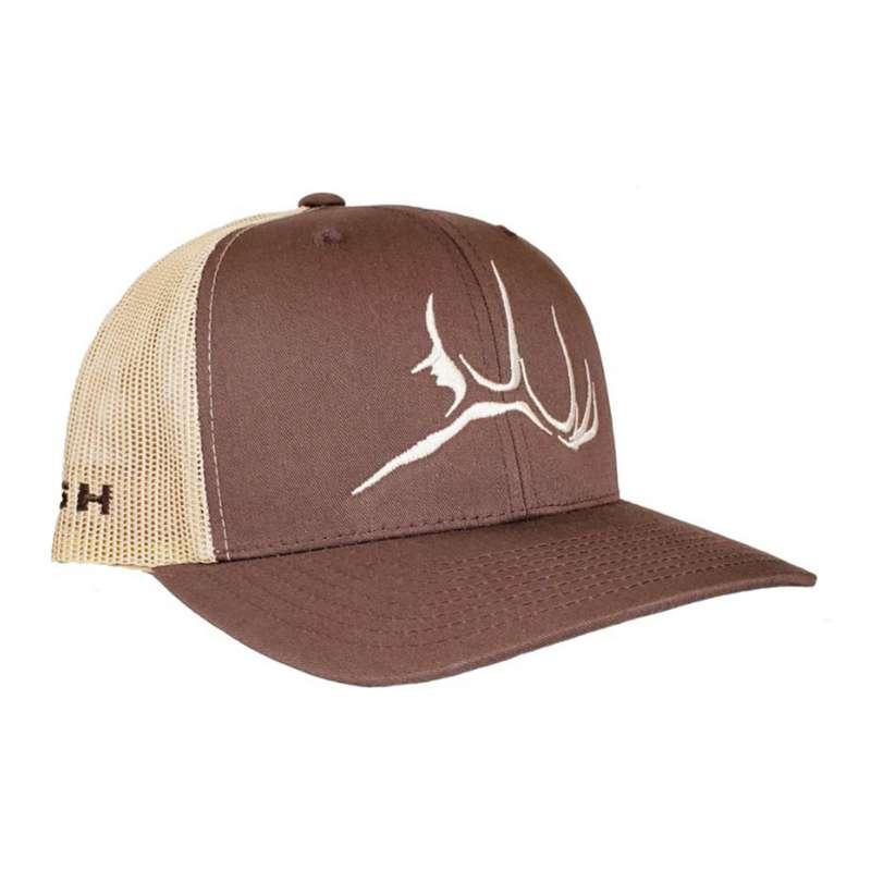 Hushin Earthy Firebull Snapback Hat
