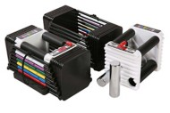PowerBlock Classic 50 Adjustable Dumbell Set