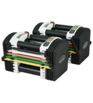 PowerBlock U-33 Stage 1 Dumbbell Set