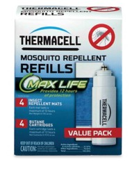 Thermacell Max Life Value Refill