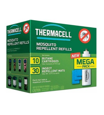 Thermacell Mosquito Repellent Refill Mega Value Pack