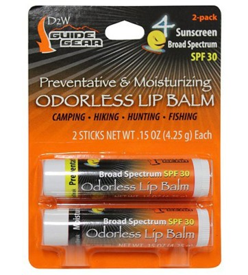 Dead Down Wind Scent Prevent Lip Balm