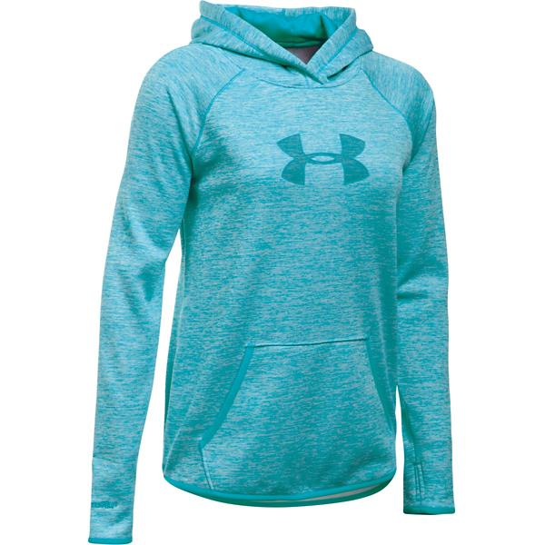 46aebf2c99e8 Women s Under Armour Storm UA Logo Twist Hoodie