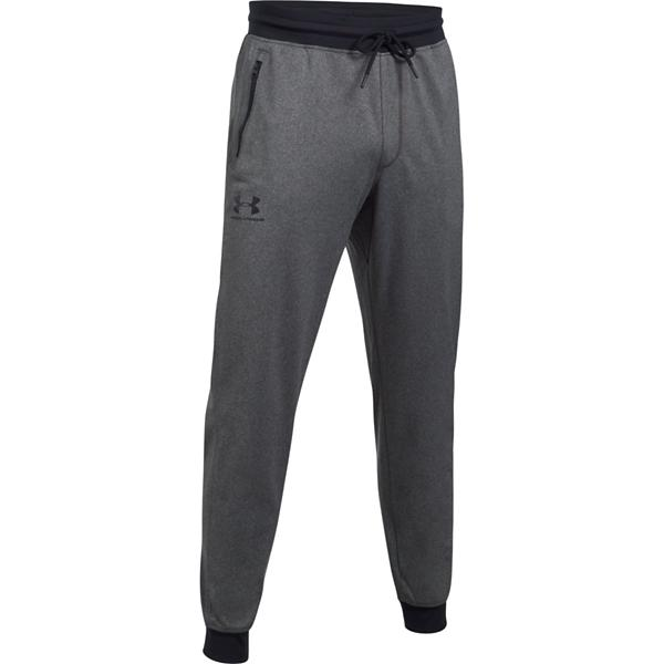 485ba3071 ... Men's Under Armour Sportstyle Tricot Jogger Tap to Zoom; Black/White  Tap to Zoom; Carbon Heather/Black