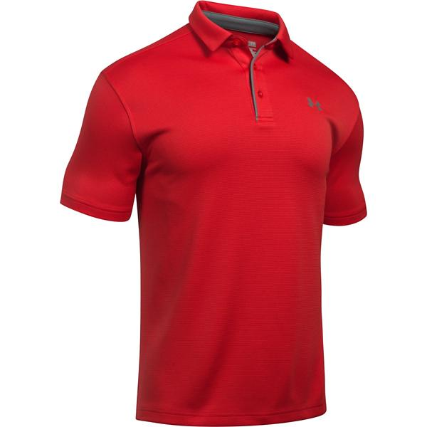 92852a4a ... Men's Under Armour Tech Polo Tap to Zoom; White/Graphite Tap to Zoom;  Red/Graphite