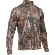Men's Under Armour Storm Icon Camo 1/4 Long Sleeve Zip