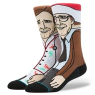 Men's Stance Christmas Vacation Serious Jammies Socks