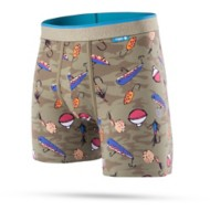 Men's Stance Bait and Tackle Boxer Brief