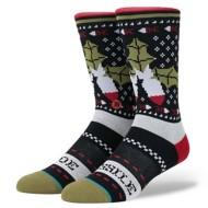 Men's Stance Missle Toe 2 Christmas Socks
