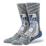 Men's Stance Star Wars R2 Unit Socks