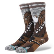 Stance Star Wars Chewie Crew Socks