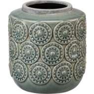 Primitives by Kathy Round Medallion Vase