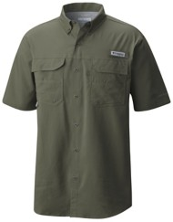 Men's Columbia PFG Blood and Guts III Short Sleeve Shirt