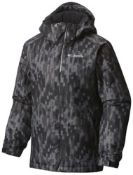 Youth Boys' Columbia Twist Tip Jacket