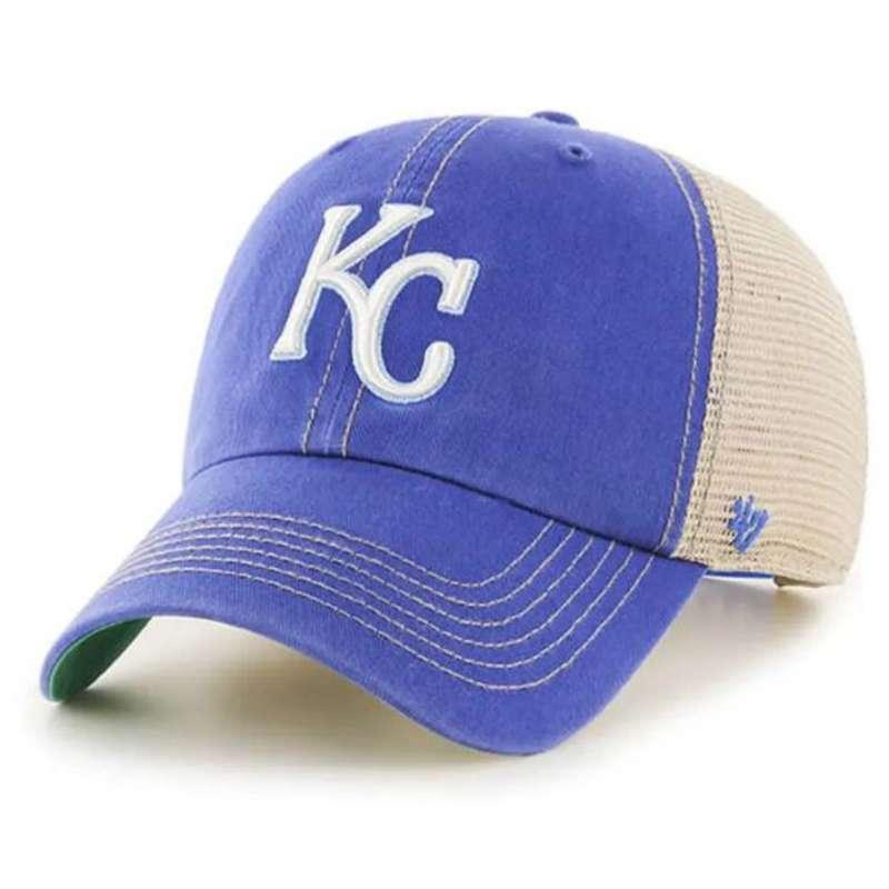 47 Brand Kansas City Royals Trawler Clean Up Hat