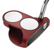 Odyssey O-Works Red 2-Ball Putter w/ Super Stroke  Grip