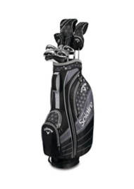 Women's Callaway Solaire Club Set