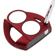 Odyssey O-Works Red 2-Ball Fang Putter w/ Super Stroke  Grip