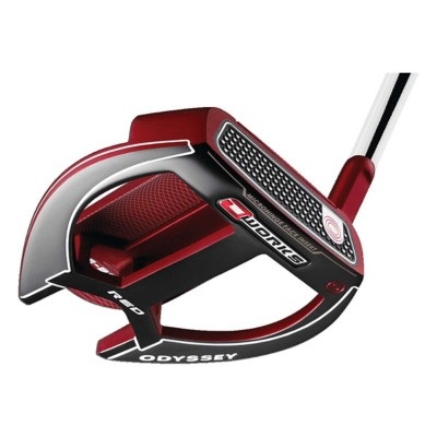 Men's Odyssey Works Red 2-Ball Fang S Putter