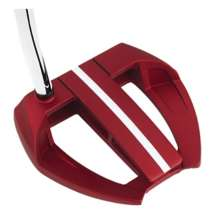 Odyssey O-Works Red Marxman Toe Weighted Putter w/ Super Stroke  Grip