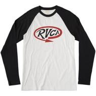 RVCA Men's Looped Long Sleeve Tee Shirt