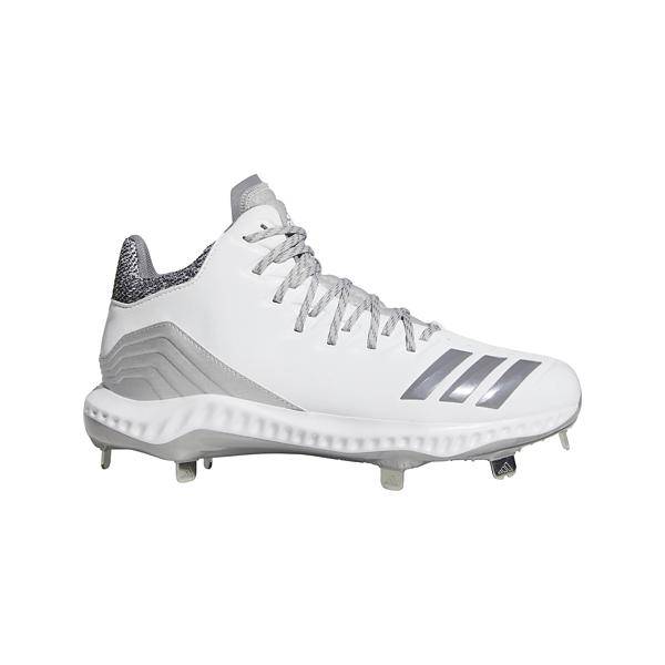 the best attitude 045a1 7c40e Tap to Zoom  Men s adidas Icon Bounce Mid Metal Baseball Cleats Tap to  Zoom  Men s adidas Icon Bounce Mid ...