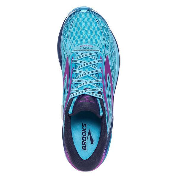 39f8df1ced5f5 Women s Brooks Transcend 4 Running Shoes - SCHEELS