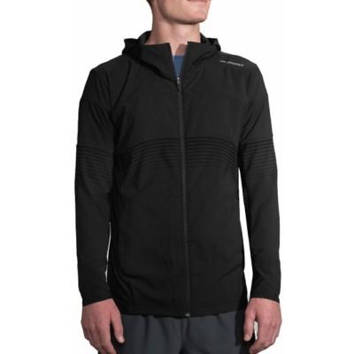 Men's Brooks Running Outerwear Canopy  Jacket