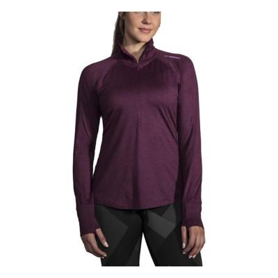 Women's Brooks Dash 1/2 Zip Long Sleeve Top