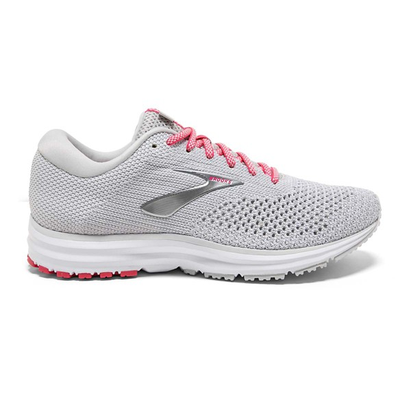 Grey/White/Pink