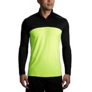 Men's Brooks Dash 1/2 Zip Nightlife Running Outerwear