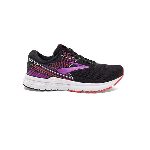 Black/Purple/Coral