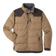 Men's Mountain Khaki Outlaw Down Jacket