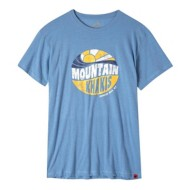 Men's Mountain Khaki Soul Shine T-Shirt