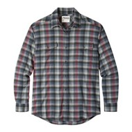 Men's Mountain Khaki Peaks Flannel Shirt