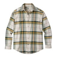Men's Mountain Khaki Teton Flannel Shirt