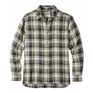 Men's Mountain Khaki Meridian Long Sleeve Shirt