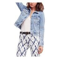 Women's Free People Rumors Denim Jacket