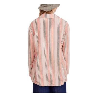 Women's Free People Simply Stripe Blazer