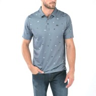Men's TravisMathew K-Maze Polo