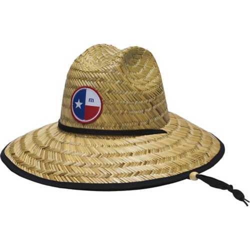 TravisMathew Daypack Texas Patch Straw Hat