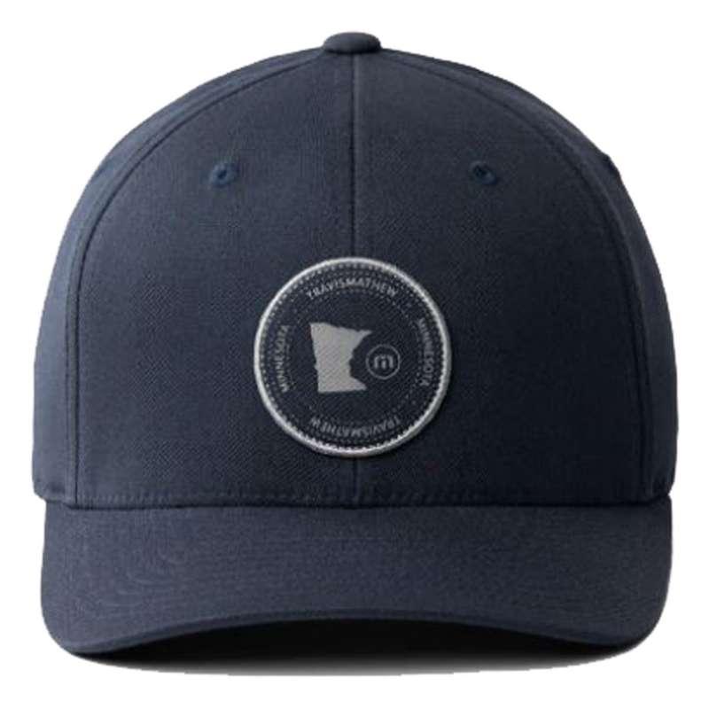 Men's TravisMathew Oh For Sure Flexfit Golf Hat