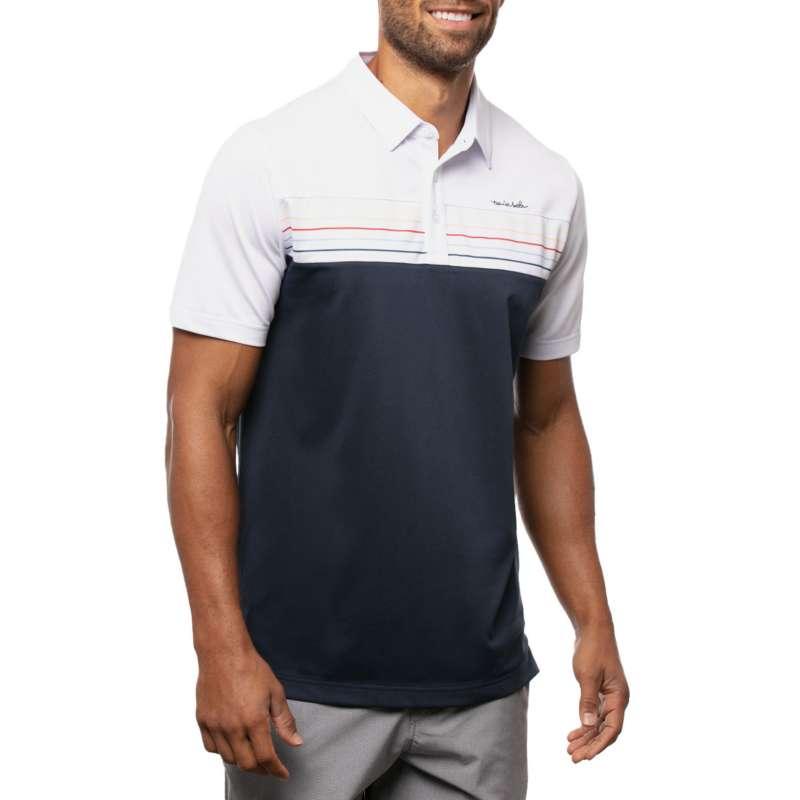Men's TravisMathew Finally Friday Golf Polo