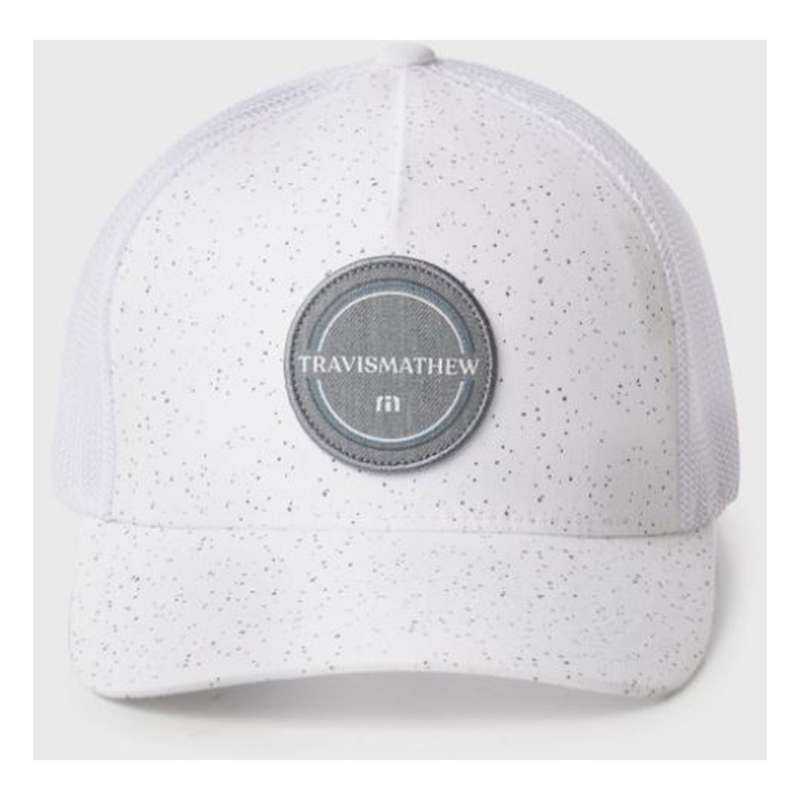 Men's TravisMathew Party Central  Snapback Hat