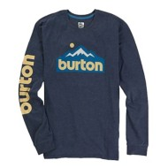 Men's Burton Tailmate Active Long Sleeve Shirt