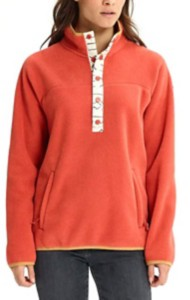 Women's Burton Hearth Fleece Pullover